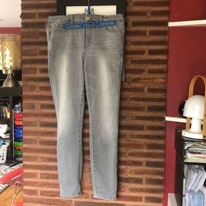 Athleta sculptek skinny jeans. Great used cond